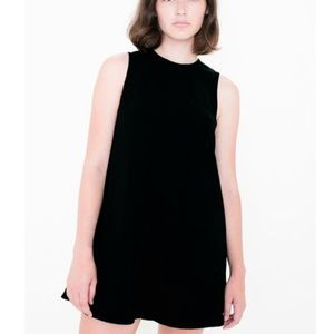 American Apparel Dakota Dress Black